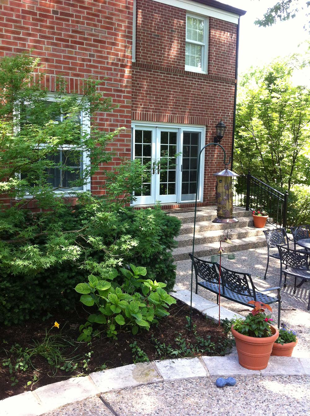 Featured Project Outdoor Room With Retractable Screens